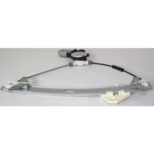 Honda Accord 2 Door Coupe - Garage-Pro Window Regulator for HONDA ACCORD 03-07 FRONT LH Power w/Motor 2-Door Coupe