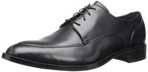 Cole Haan Men's Lenox Hill Split Oxford,Black,8 M US by Cole Haan