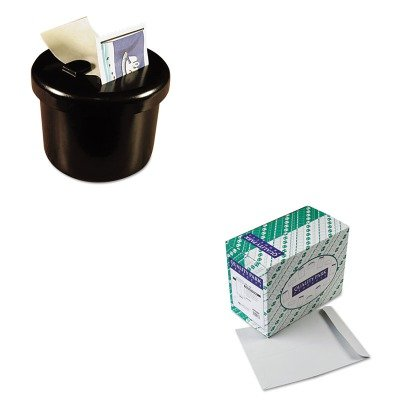 KITLEE40100QUA41687 - Value Kit - Quality Park Catalog Envelope (QUA41687) and Lee Ultimate Stamp Dispenser (LEE40100)
