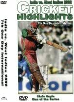 India vs West Indies: 7th One Day 2002