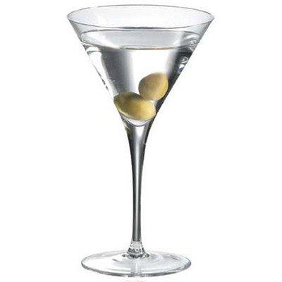 Ravenscroft Crystal Pilsner (Stemware Distiller 8 oz. Martini Glass (Set of)