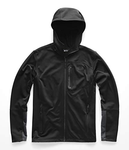 (The North Face Men's Canyonlands Hoodie, TNF Black MD)