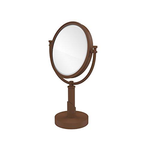 Allied Brass TR-4/5X-ABZ Table Mirror with 5X Magnification, Antique Bronze (Allied Brass Table Mirror)