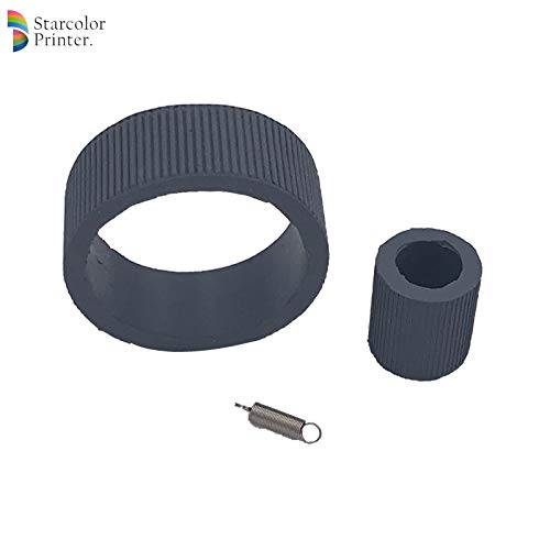 - Printer Parts Pick up Rubber Paper Feed for Eps0n Stylus Photo 1390 1400 1410 1430 800 1800 1900 R1390 R1410 L1300 L1800 1100 T1100 B1100 1300 - (Color: 5sets)