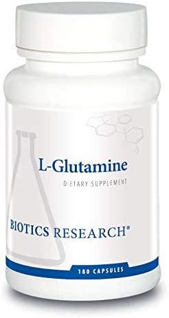 Biotics Research – L-Glutamine 180 capsules