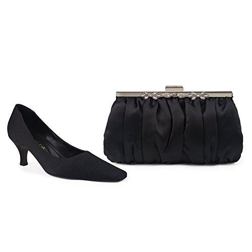 FARFALLA - Sandalias de vestir para mujer Negro - negro