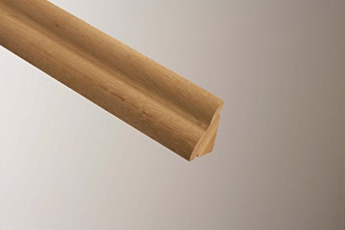 Hardwood Weather Bar 900mm Door Rain Deflector #HTM890 by Cheshire (Hardwood Moulding)