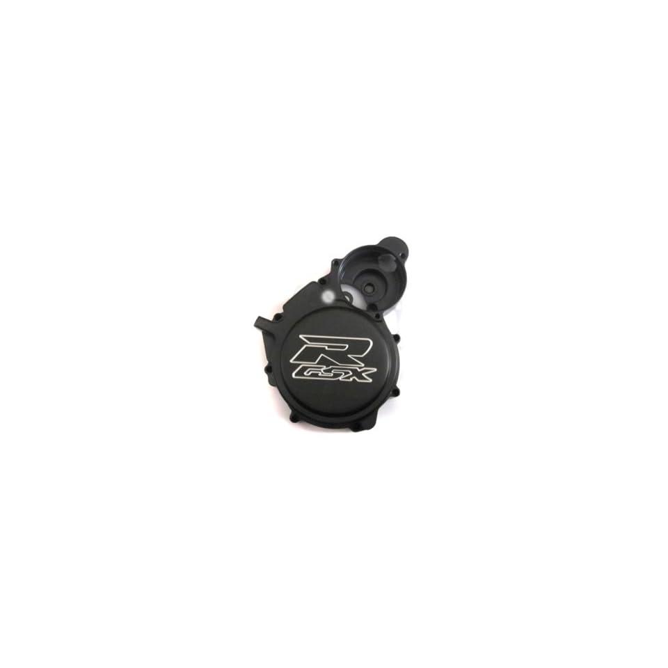 Black Stator Engine Cover for Suzuki GSXR 600 750 GSXR600 GSXR750 06 07 2006 2007 K6