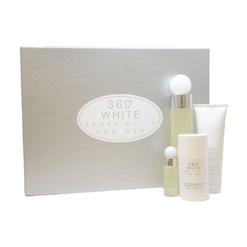 360 White Perry Ellis Gift