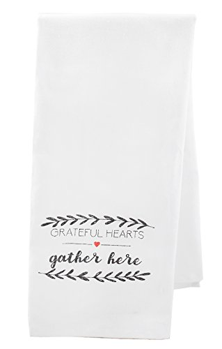 Hearts Tea Towel - 3