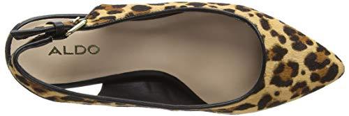 Mujer De Multicolor Zapatos Aldo Con 25 Tacon 2 Y Correa Gauclya Para Tobillo leopard TzvfqwvY