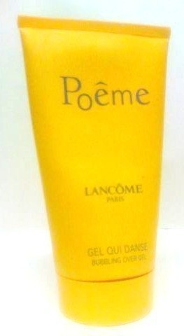 Poeme By Lancome for Women 150 Ml / 5 Oz Perfumed Bath and Shower Gel