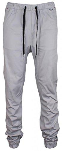 Kayden K Men's Slim Fit Harem Jogger Pants