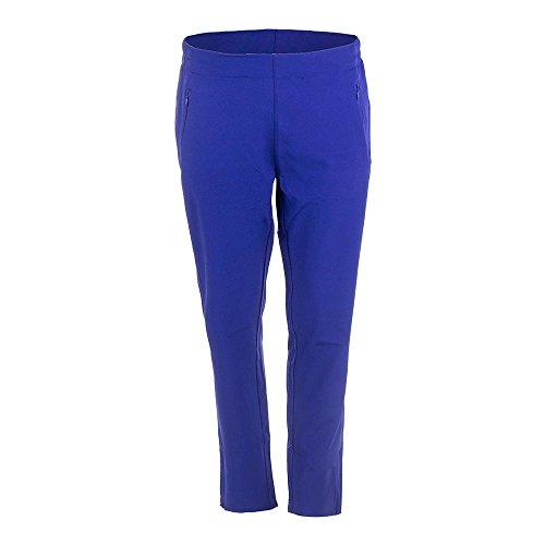 Diadora Womens Jacket - Diadora-Women`s Court Tennis Pant Blue Ultramarine-(8301038890697)