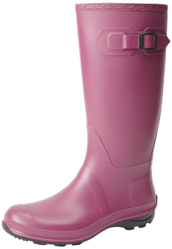 Kamik Women's Olivia Rain Boot,Berry,8 M US