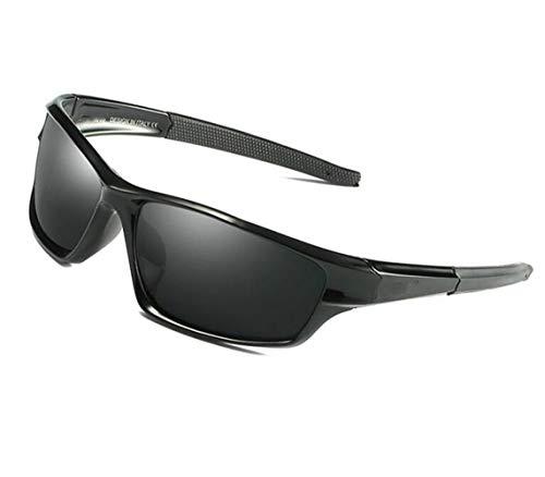 los unisex de de protectoras de UV400 pesca de polarizadas sol sol al sol Black conducción para de libre Gafas Gafas para viajar ciclismo aire Gafas hombres Yf8n6xYqd