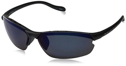 Native Eyewear Dash XP Sunglasses, Asphalt with Blue Reflex Gray ()