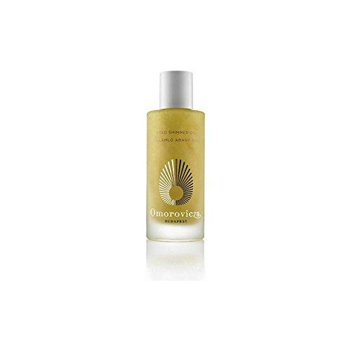 Omorovicza Gold Shimmer Oil (100ml) - ゴールドシマーオイル(100ミリリットル) [並行輸入品]   B0716CD9YW