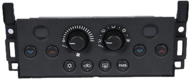 UPC 707773281802, ACDelco 15-73792 GM Original Equipment Heating and Air Conditioning Control Panel