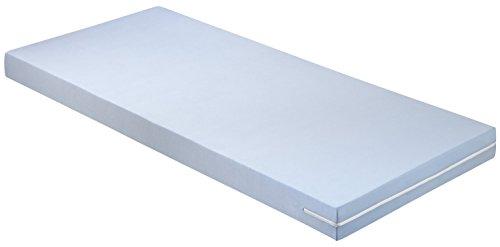 sleepling 190120 Matratze Basic 20 - Härtegrad 2 90 x 200 cm, weiß