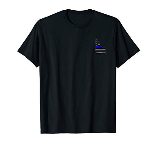 Idaho Police Officer's Department T-Shirt -
