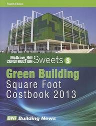 Sweets Green Building Square Foot Costbook