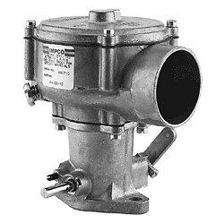 Forklift Supply - Aftermarket Clark LPG Carburetor-90 Deg Air Horn PN 2385849