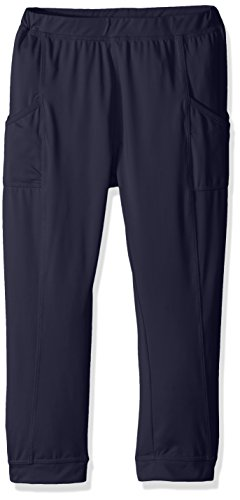 White Sierra Girls Bug Free Leggings, X-Small, Crown Blue by White Sierra