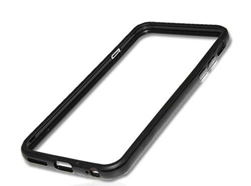 Bumper Handy Tasche für Apple iPhone 6 / Handytasche Schutzhülle Schutz Rahmen black