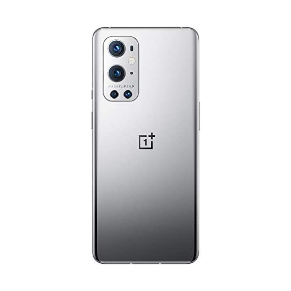 OnePlus 9 Pro 5G (Morning Mist, 12GB RAM, 256GB Storage) I Extra upto Rs.7000 off on Exchange 2021 July Co-Developed by Hasselblad, 48 MP Main camera, 50 MP Ultra Wide Angle Camera with Sensor size of 1/1.56'', 8 MP Telepoto Lens, 2 MP Monochorme Lens,16 MP Front Camera Qualcomm Snapdragon 888 with Adreno 660 GPU 6.7 Inches 120Hz Fluid AMOLED Display