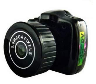 Action Camera, Mini Compact Camera, Small Camera Outdoor Sports DV Camera
