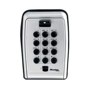 Master Lock 5423D Push Button Wall Mount Key Safe (3-1/8