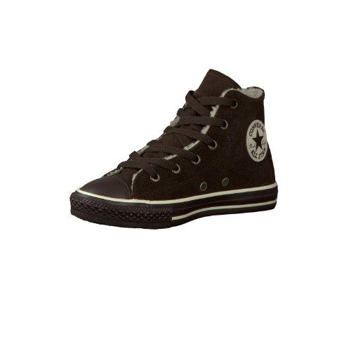 CONVERSE Zapatillas De Niños - Marrón Oscuro, 33 EU