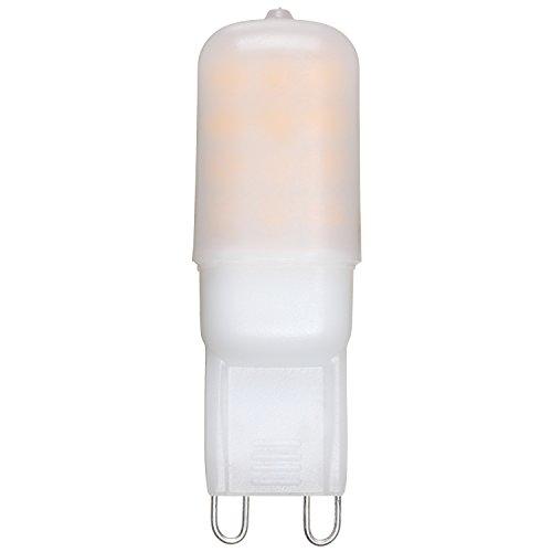 Westinghouse 0318500 G9 LED Light Bulb with G9 Base, 2.5W...