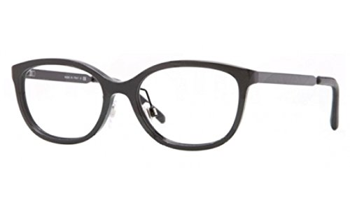 Burberry BE2148Q Eyeglasses-3001 Black-52mm