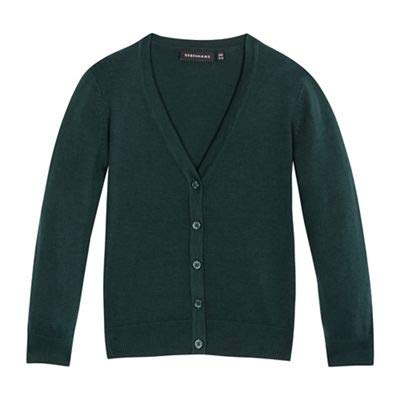 Debenhams Kids Green V Neck Cardigan