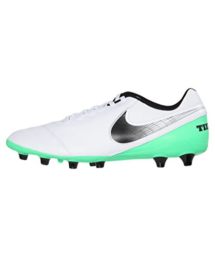 NIKE Chaussures de Football Tiempo Genio II Leather AG de Pro 6.5 US – Homme 39.0 EU