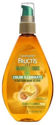 Garnier Fructis Marvelous Oil Color Illuminate 5oz Pump
