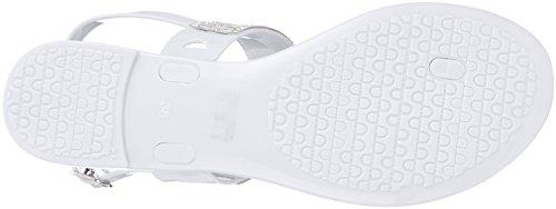 ALDO Damen Etiewen Riemchensandalen Weiß (White)