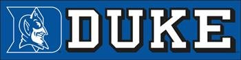 NCAA Duke Blue Devils 8 Foot Banner
