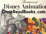 Treasures of Disney Animation Art, Robert Abrams, 0896593150