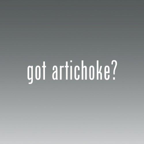 Got Artichoke -die Cut - Vinyl- Die