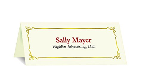 Border Business Cards - 5