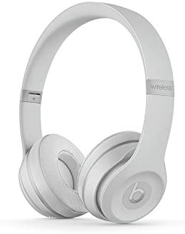 Beats Solo3 Wireless Headphones Silver product image