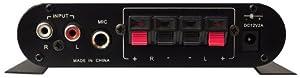 Pyle PFA300 90-Watt Class T Hi-Fi Stereo Amplifier with Adapter