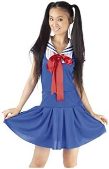 DISBACANAL Disfraz Colegiala Japonesa Mujer - -, M: Amazon.es ...
