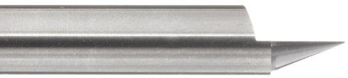 variant image of LMT Onsrud 37-31 Solid Carbide Engraving Tool, Uncoated (Bright) Finish, 1 Flute, 0.060