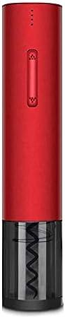 AILSAYA Juego De Abridor De Botellas De Vino Eléctrico,Juego De Abridor De Botellas De Vino con Detección Automática Recargable con, El Mejor Regalo para Los Amantes del Vino