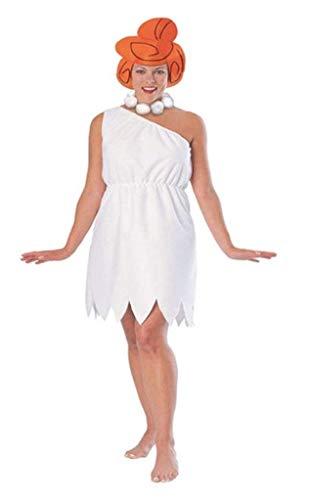 Rubie's Women's Wilma Flintstone Costume, Multicolor, Standard