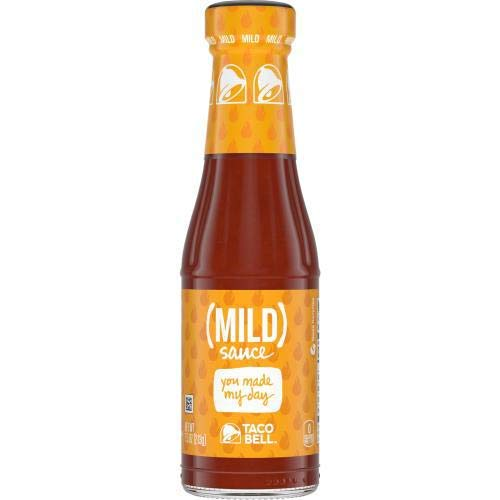 Taco Bell Mild Sauce (Pack of 6)
